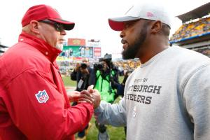 Mike Tomlin made the decision to fire Bruce Arians