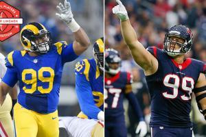 NFL positional rankings: Interior linemen