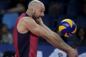 USA Volleyball announces men's roster for Olympics