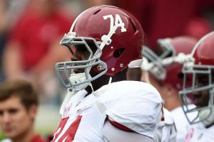 Robinson, Jones disciplined by Alabama