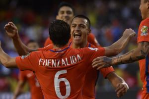 Chile takes on Colombia in the Copa America semifinals