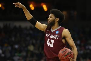 Hawks select DeAndre' Bembry with No. 21 pick