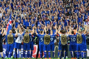 Iceland tops Austria at the death; to face England