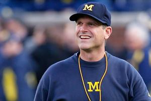 Campus Life with Jim Harbaugh