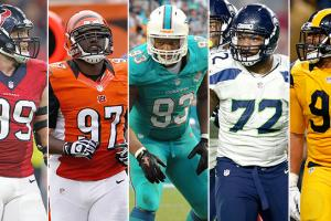 The Top 15 Defensive Linemen in Football