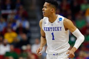 Suns draft Skal Labissiere to trade to Kings