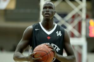 Bucks select Thon Maker with No. 10 pick