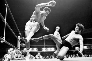 Excerpt: Ali vs. Inoki: The Forgotten Fight