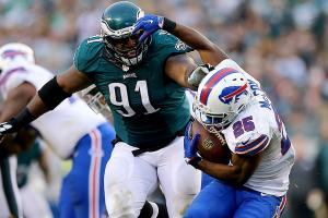 Fletcher Cox on his new contract, Eagles' new era