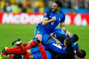 Euro 2016 Power Rankings: France's final 16