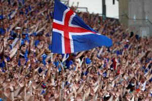 Watch: Video as Iceland broadcaster loses his mind