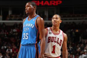 Report: Knicks targeting Kevin Durant after Rose