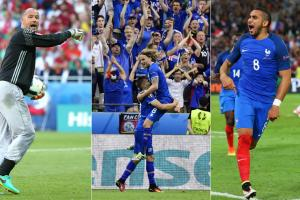 The best of the Euro 2016 group stage