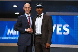 Watch: Kris Dunn shouts out JCPenney at draft