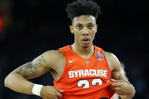 Hornets draft Malachi Richardson, trade to Kings