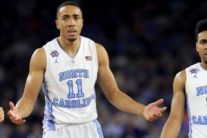 Clippers select Brice Johnson with No. 25 pick