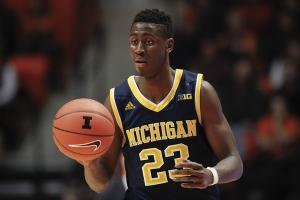 Caris LeVert drafted by Pacers, traded to Nets