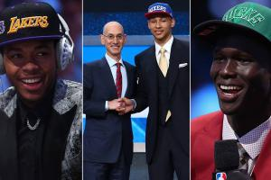 NBA draft grades: Analyzing first 30 picks
