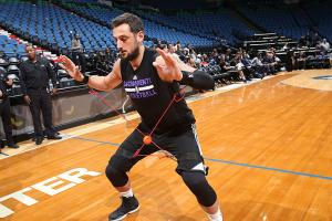 Report: Kings trading Belinelli to Charlotte
