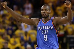 Thunder trade Ibaka to Magic
