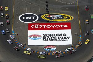 Infographic: Previewing the Toyota-Save Mart 350 at Son...