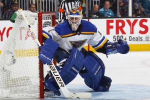 Flames acquire Brian Elliott in trade with Blues