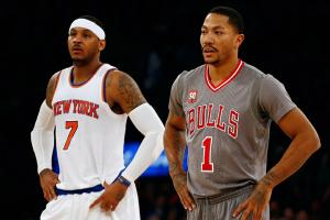 Jackson: Carmelo sees Rose deal as 'positive move'