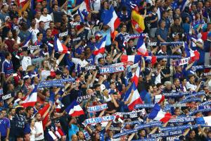 The complexity of supporting, following France