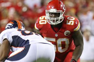 Justin Houston, Kansas City Chiefs