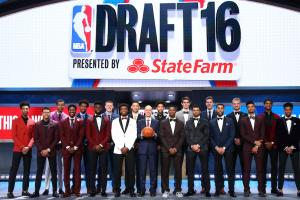NBA Draft Tinder: Vote on the best dressed rookie