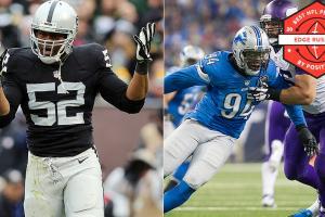 NFL player rankings: Von Miller, Khalil Mack, Justin Houston best edge rushers