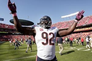 Pernell McPhee, Chicago Bears