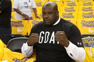 Shaq named Basketball Sports Envoy to Cuba