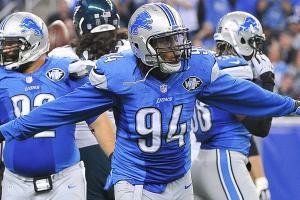 Ezekiel Ansah, Detroit Lions