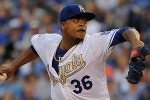 Volquez's start vs. Astros among worst ever
