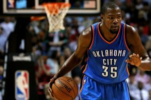 Durant not likely to meet with Wizards, Lakers