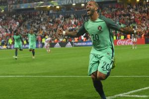Watch: Quaresma scores late winner for Portugal