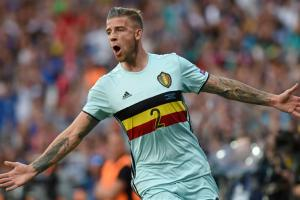Belgium pulls away from Hungary, advances in Euros