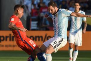 LIVE: Argentina vs. Chile, Copa America final