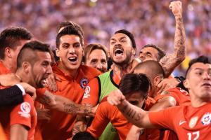 Copa deja vu as Chile beats Argentina in PKs again
