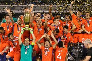 Copa deja vu as Chile beats Argentina in PKs again