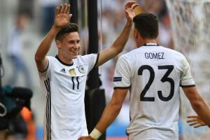 Germany trio makes all the difference at Euro 2016
