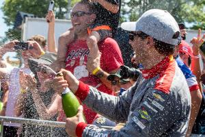 Road America exciting for drivers and fans