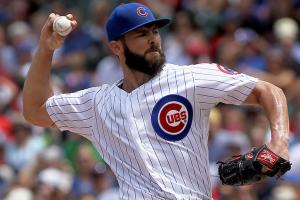 What's behind Jake Arrieta's dip in efficiency?