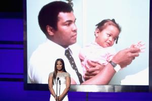 Laila Ali remembers father, Muhammad Ali
