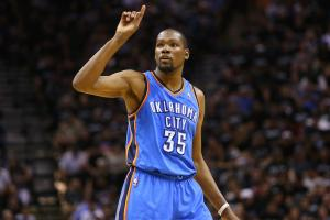 Heat, Warriors have chance to sign Durant from OKC