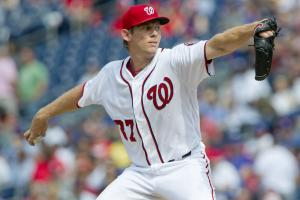 Nationals P Stephen Strasburg placed on DL