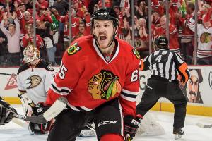 Canadiens sign Andrew Shaw to six-year contract