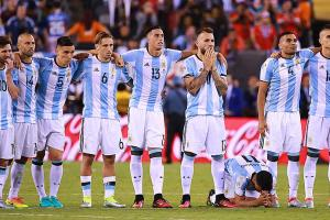 Bad psyche plaguing frustrated Argentina