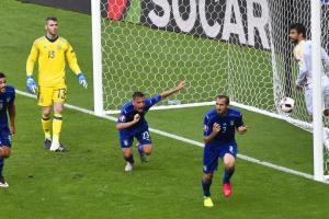 Italy ousts reigning Euro champion Spain in last 16
